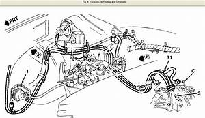 6 Best Images Of 1999 Chevy Blazer Vacuum Line Diagram