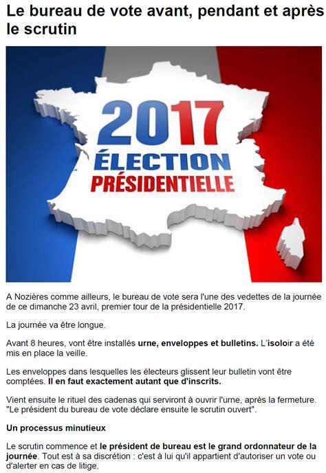 composition bureau de vote bureau de vote composition 28 images parti socialiste