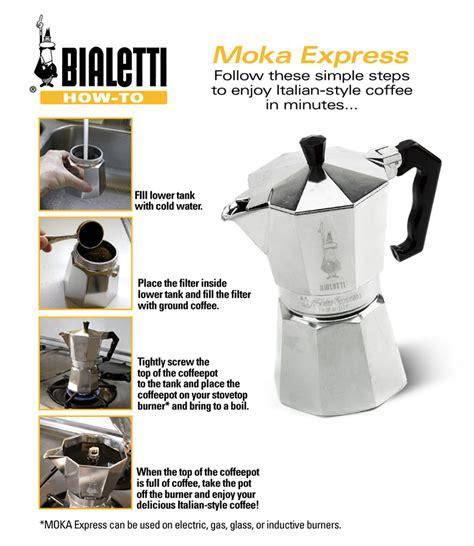 TravelMarx: Our First Coffee Maker ? Bialetti Moka Express