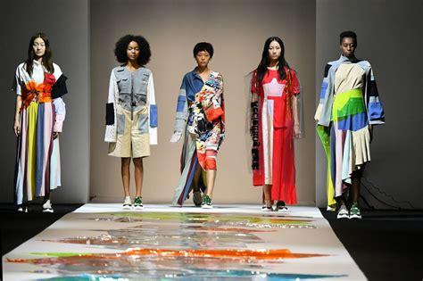 shanghai fashion week experiments    livestream  format tatler thailand
