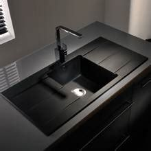 small black kitchen sink kitchen sinks sinks taps 5355