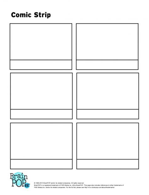 comic book template pdf the gallery for gt blank