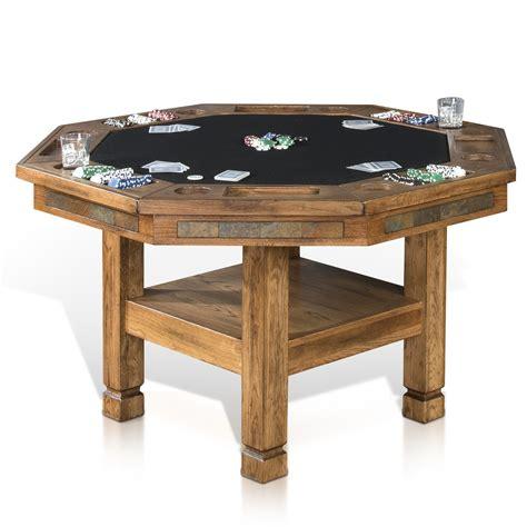 convertible poker dining table sedona  sunny designs