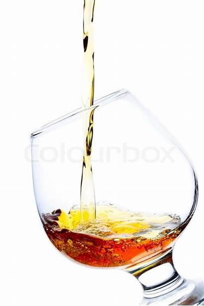 Brandy Pouring