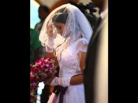 Kerala Christian Wedding   Jini and Lijoy   YouTube