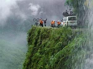 Five most dangerous roads in the world