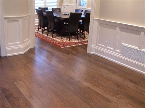 flooring websites hickory plank flooring custom stained and finished on site modern toronto by revival flooring