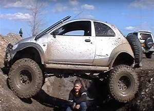 Ford Ka Monster Trucks Are Apparently A Thing