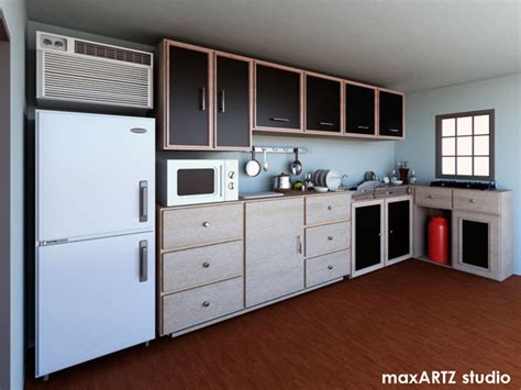 3ds max kitchen design render ready kitchen interior 3d model 3d floor plans 3896