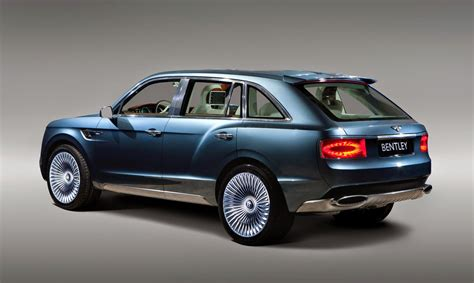 bentley suv smaller bentley suv to follow full size model carscoops com