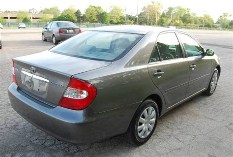 2002 Toyota Camry by 2002 Toyota Camry Information And Photos Zomb Drive