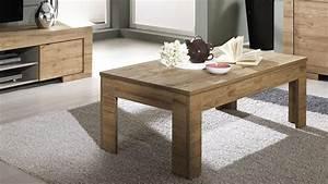 Table Basse Bois Moderne : table basse moderne en bois emiliano mobilier moss ~ Melissatoandfro.com Idées de Décoration