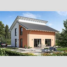 Einfamilienhaus Mit Versetztem Pultdach Schwörerhaus