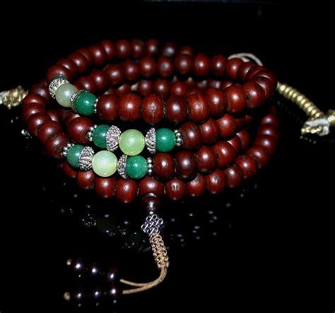 Tibetan Bodhi Mala Jade