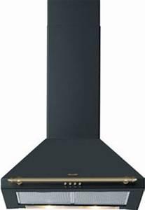 Hotte Noire 60 Cm : hottes aspirantes fr sauter shd 651 ef1 hotte d cor ~ Dailycaller-alerts.com Idées de Décoration