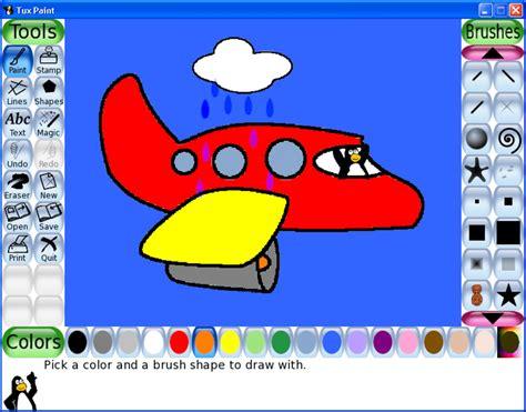 Best Free Paint Program For Windows 7 Tux Paint
