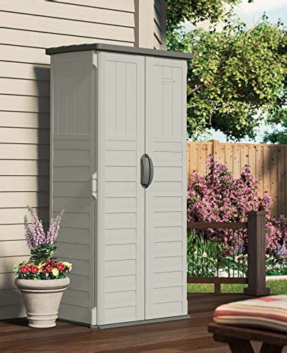 vertical tool shed suncast bms1250 shed tool vertical 22 cu ft rattan 3130