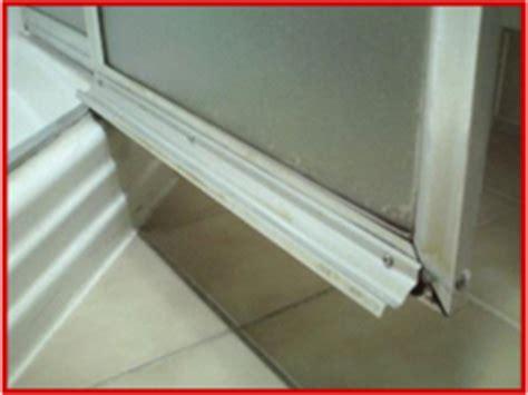 shower door drip rail aluminum framed neo angle shower stall with aluminum drip