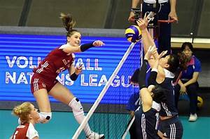 FIVB Women's Volleyball Nations League – Macau 2018 ...