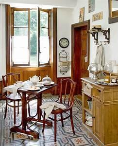 Deco Cuisine Bistrot : id e deco cuisine style bistrot shabby and kitchens ~ Louise-bijoux.com Idées de Décoration