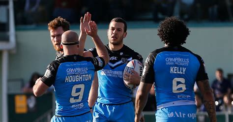 Hull FC cling on to edge out London Broncos and move into ...
