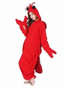 Warmes Halloween Kostüm : hummer kigurumi kost m ~ Lizthompson.info Haus und Dekorationen