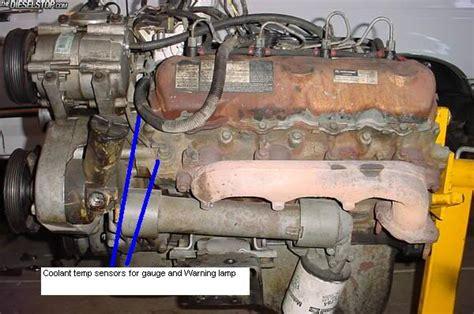 Oil Pressure Or Coolent Sensor?