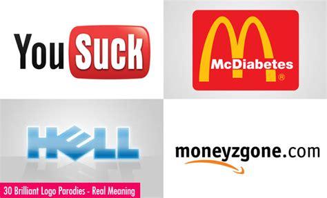 30 Awesome Famous Logo Parodies  Creativa Club