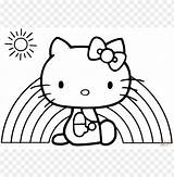 Rainbow Coloring Pages Toppng sketch template