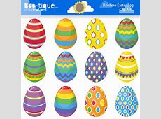 Bright clipart easter egg Pencil and in color bright