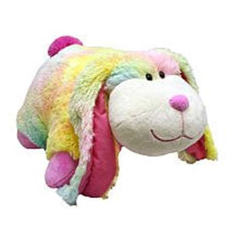 wee pillow pets my pillow pets wee rainbow bunny 11 quot mini pillow pets