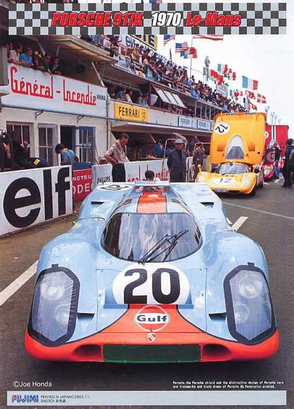 Le mans is one of the eight races that compose the international automobile federation (fédération internationale de l'automobile; INFO Porsche 917 Le Mans 1970 - Forum Modellismo.net
