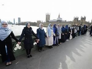 Muslim women stand 'in solidarity' with London terror ...