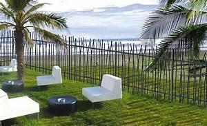 Cloture De Jardin : des cl tures de jardin design pour d limiter avec style ~ Premium-room.com Idées de Décoration