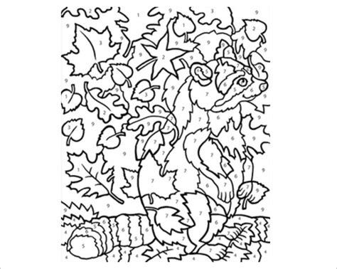 fall coloring pages  word  jpeg png format