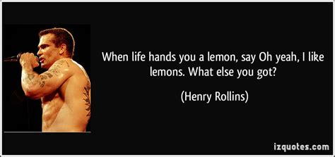 When You Say Nothing At All: Henry Rollins Quotes. QuotesGram