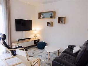 Salon Design Scandinave : salon et sejour decoration meilleures images d 39 inspiration pour votre design de maison ~ Preciouscoupons.com Idées de Décoration