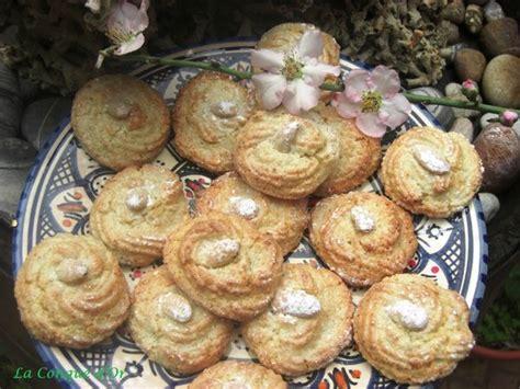 petits biscuits 224 la p 226 te d amande la conque d or