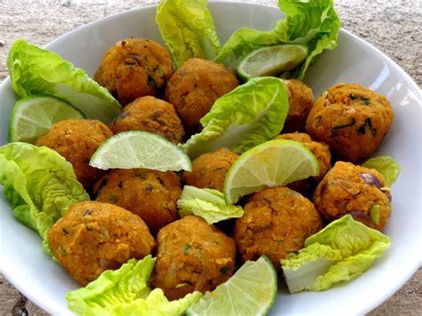 cuisiner des lentilles corail boulettes de lentilles corail aux épices bahreïn la