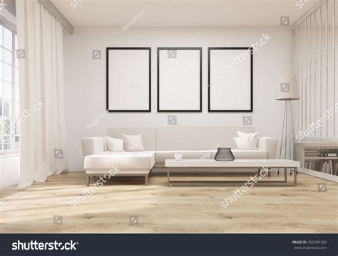 Front View Living Room Interior Wooden Stock Illustration Free Kitchen Makeover Brown Painted Cabinets Faucet Replacement Best Type Of Sink American Standard Country Green Canisters Tile Design Soffit