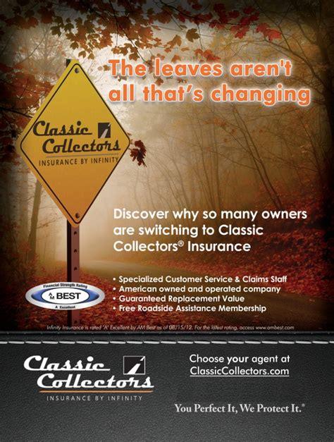 classic collectors classic car insurance  ads