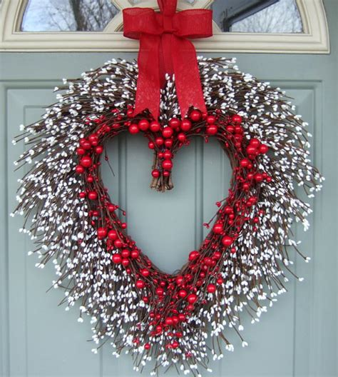wonderful diy  valentines day wreaths