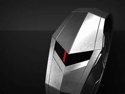 Led Futuristic Concept Volt Watches Cool Samuel