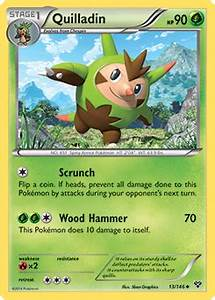 Quilladin   XY   TCG Card Database   Pokemon.com