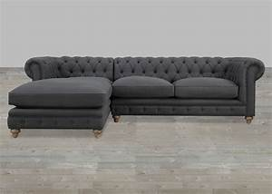 grey tufted sectional sofa sectional sofa tufted With grey sectional sofa