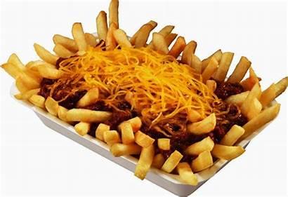 Fries Chili Cheese French Cheesy Clipart Nacho
