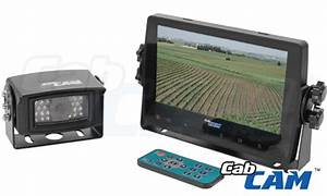 Cabcam U2122 Systems  9 U0026quot  Touch Button Wired System