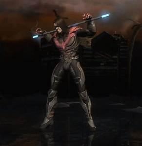 Injustice: Gods Among Us: Nightwing Regime Alternate ...