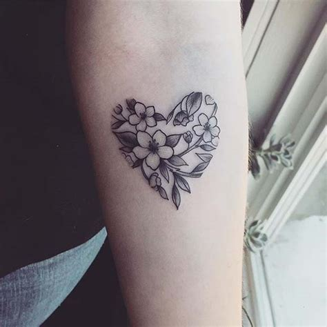 beautiful flower tattoo ideas  women stayglam