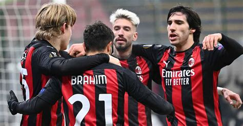 europa league ac milan fight   book knockout berth football news onmanorama
